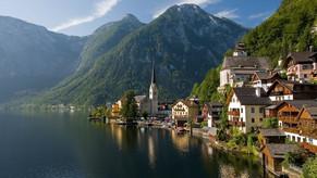 Una localidad de Austria colapsa de turistas por su parecido al pueblo de Frozen