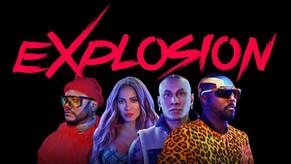 Black Eyed Peas junto Anitta