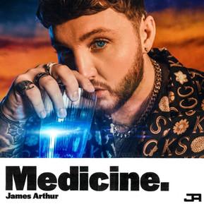 """James Arthur vuelve con """"Medicine"""""""