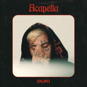 Duki estrena 'Acapella'