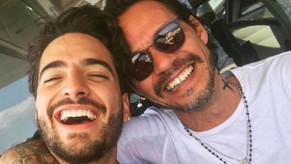 Maluma y Marc Anthony, ¿Felices los 2?