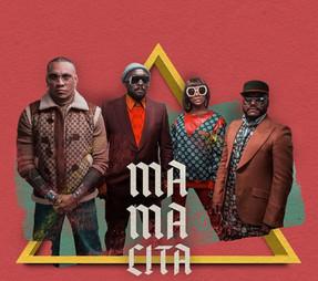 Black Eyed Peas, Ozuna y J. Rey Soul en 'MAMACITA'