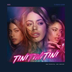 Tini anuncia el lanzamiento de su nuevo disco
