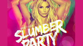 'Slumber Party', lo nuevo de Britney Spears con Tinashe!