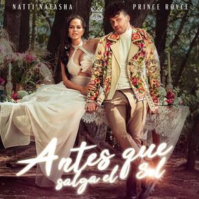 Natti Natasha se une a Prince Royce en 'Antes Que Salga El Sol'