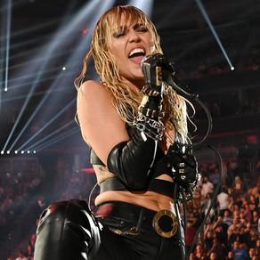 Una Miley Cyrus muy rockera