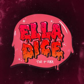 Tini y Khea estrenan 'Ella Dice'