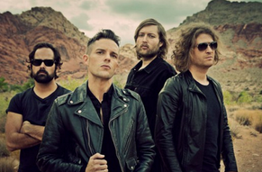 """Wonderful, wonderful"", el nuevo vídeo The Killers"