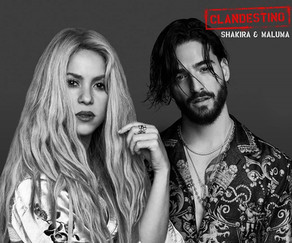 Shakira anticipa su nuevo video junto a Maluma