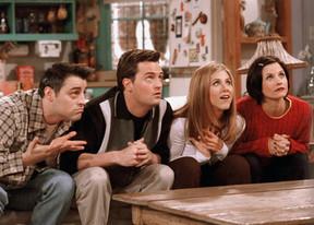 Los creadores de Friends contaron cuales fueron las peores tramas de la serie