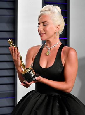 Lady Gaga volverá al cine como #LaViudaNegra