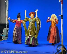Primeras imágenes del reencuentro de las brujas