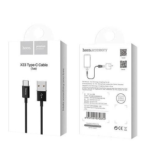 Провод зарядки Type-c Hoco x23