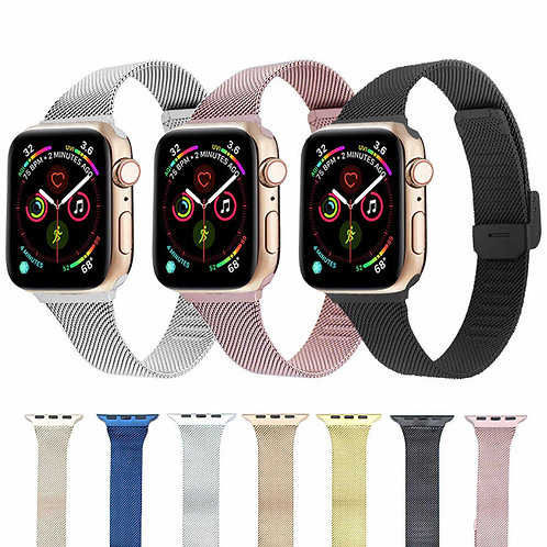 Миланская петля на iWatch 38-44mm