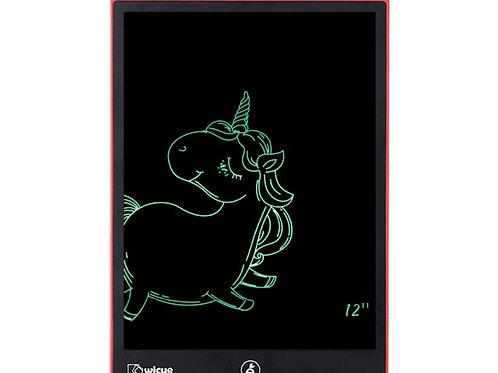 """Планшет для рисования Wicue 12"""" LCD Tablet красный (WNB212)"""