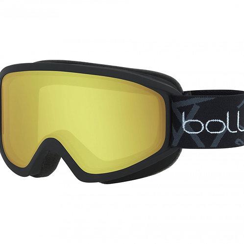 Skibrille Bollé Freeze schwarz