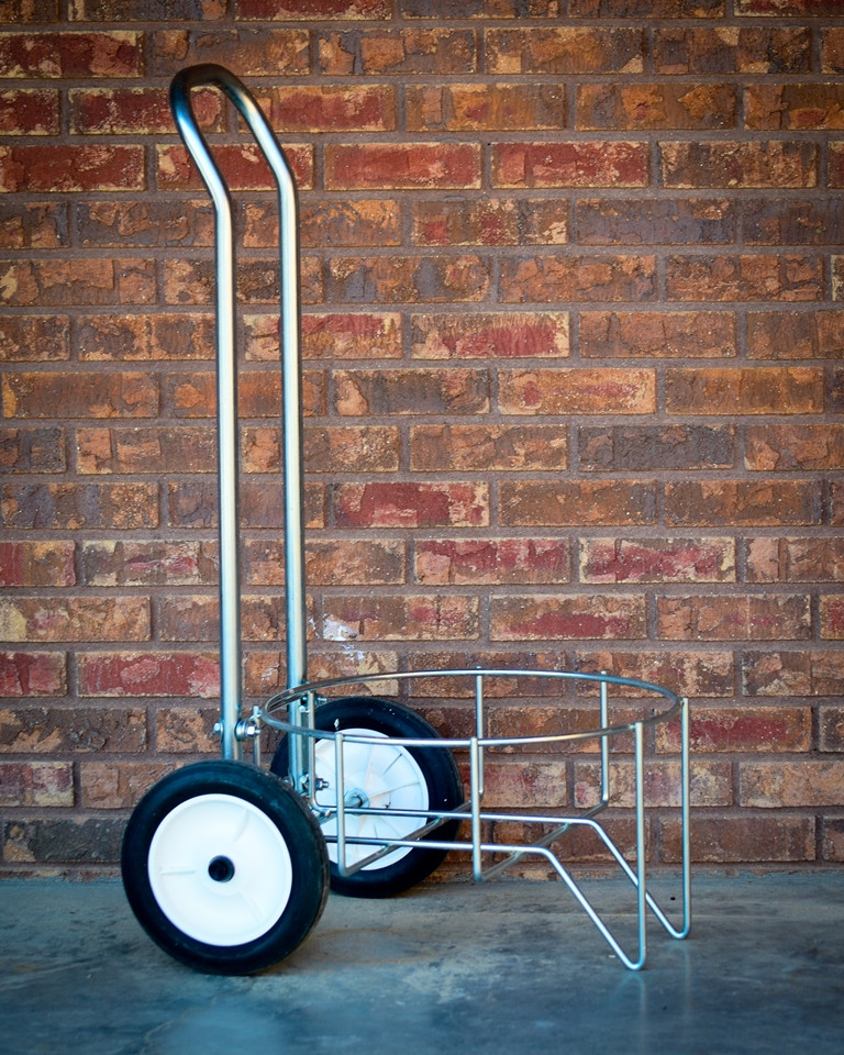 Keg Carrier or Beverage Cart. Can handle the heaviest load.