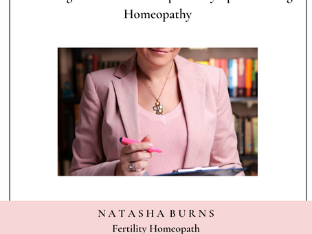 Lowering the Heat of Menopausal Symptoms Using Homeopathy