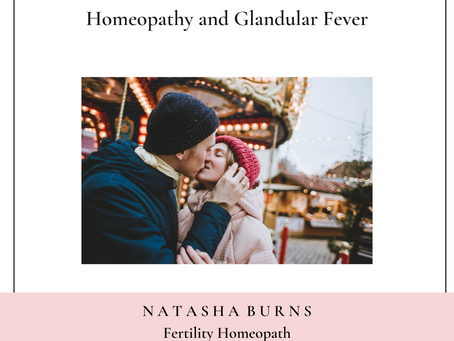 Homeopathy and Glandular Fever