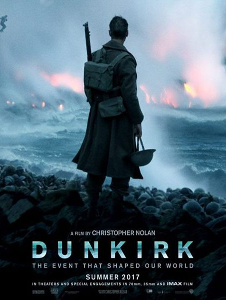 Dunkerque es guerra, tensión y humanidad- película de Christopher Nolan