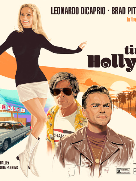 """Once Upon a Time in... Hollywood"", una oda al cine - película de Quentin Tarantino"