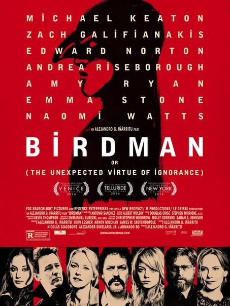Los símbolos en Birdman/Symbols in Birdman - Alejandro G. Iñárritu