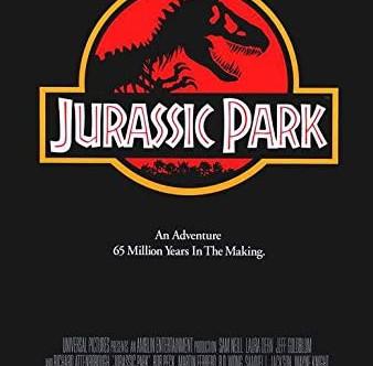 Jurassic Park es ciencia, arte y magia - película de Steven Spielberg