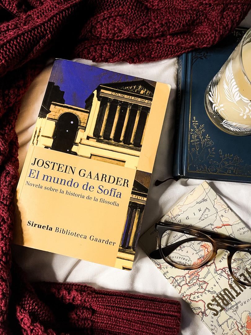 El mundo de Sofía - Jostein Gaarner