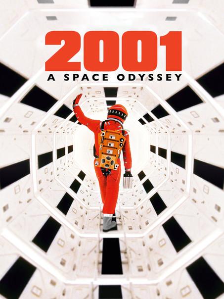 2001: Odisea en el espacio, una nueva era de la ciencia ficción- película de Stanley Kubrick