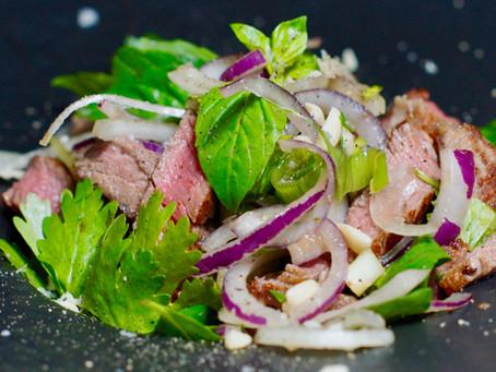 Bo thai chanh - Vietnamesischer Rindfleischsalat