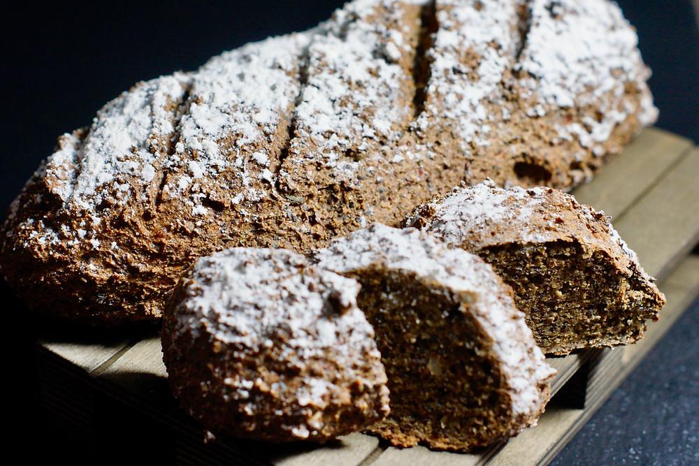 Hanfmehl-Brot