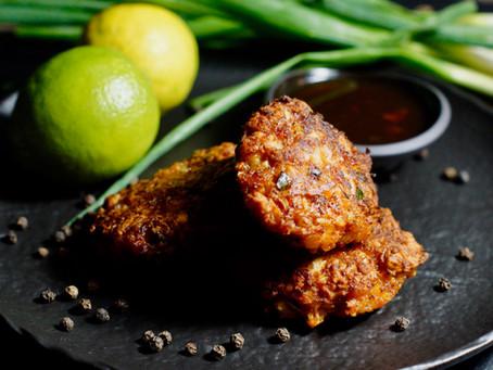 Num Pa Kon Chien – Shrimp-Plätzchen