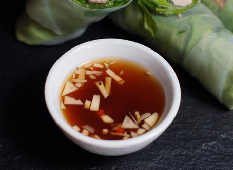 Nuoc Cham - vietnamesischer Fischsaucen-Dip