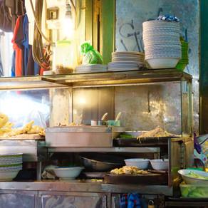 Top 10 asiatische Gerichte