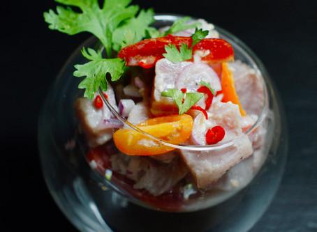 Kinilaw - philippinisches Ceviche