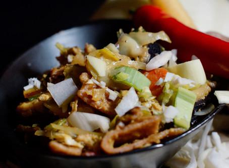 Kottu Roti - Sri Lankas Streetfood No. 1