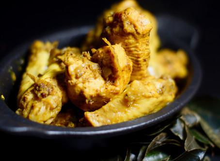 Hähnchen Curry aus Sri Lanka
