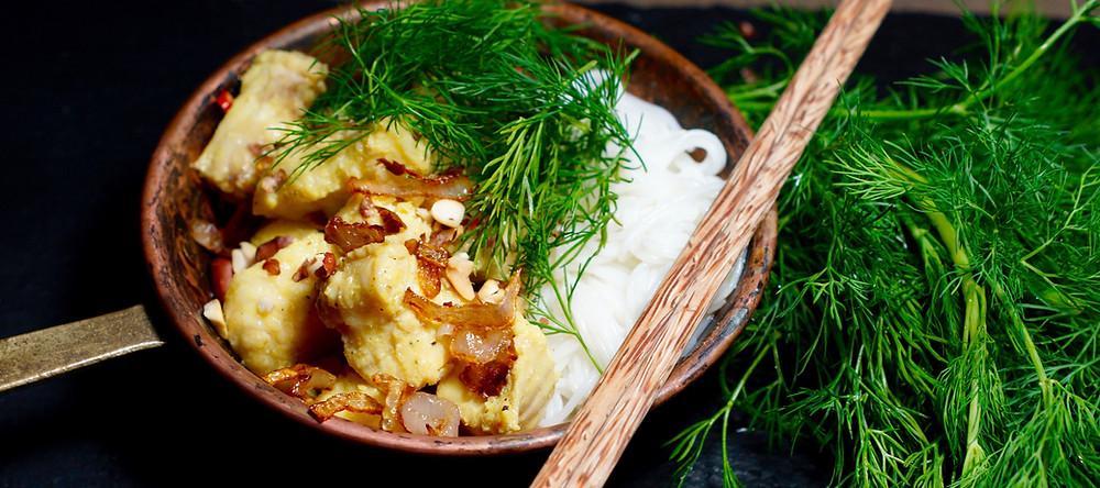 Vietnamesischer Fisch - Cha Ca La Vong