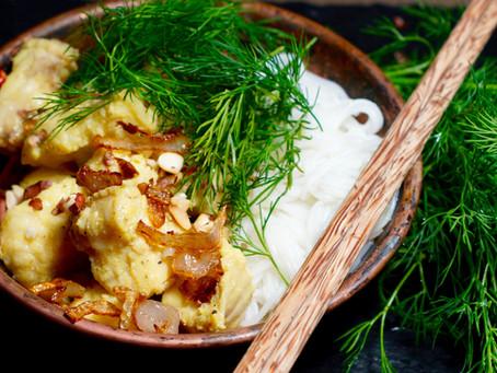Cha Ca La Vong - Vietnamesischer Fisch