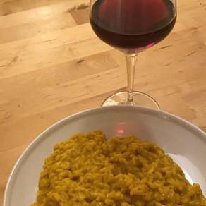 Risotto alla Milanese, but Make it Iranian