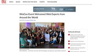 Biz New Orleans on WixCon 2019