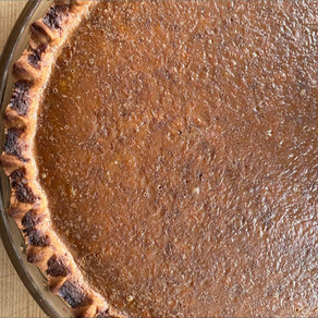 Testing Erin Jeanne McDowell's Pumpkin Sugar Pie