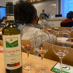 Degustazione del Vino: Just Another Day at School