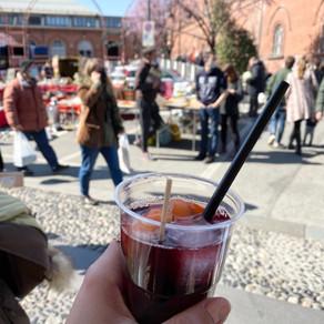 Sidewalk Sangria: The Balon Market
