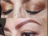 Combo brows (cashmere)