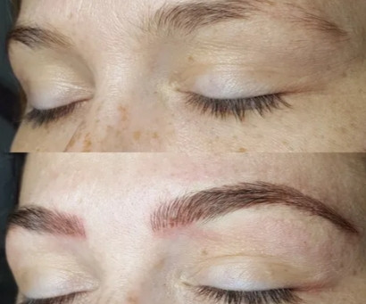 The Microblading Process