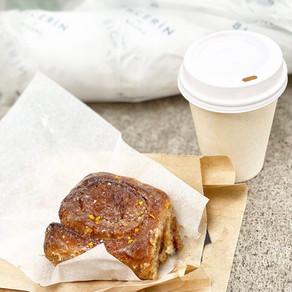 Buttery Bliss: Loste's Cinnamon Roll