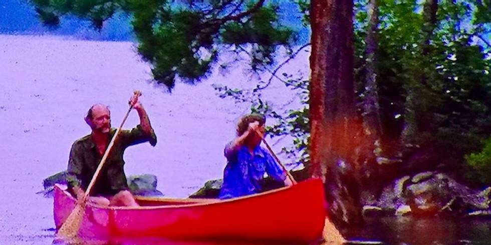 Canoe with Anne Abgott