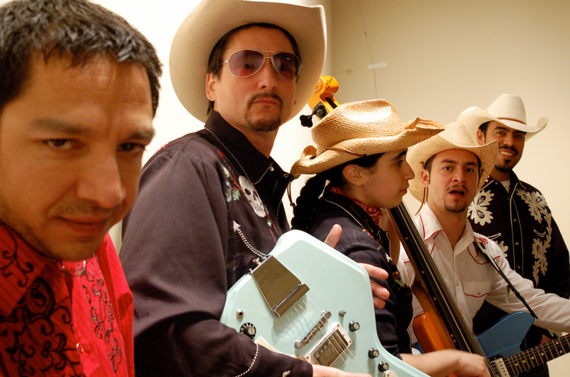Diablo Mambo Band Pic
