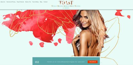 TOAST Tanning Spa